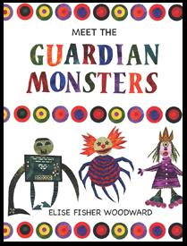 Meet the Guardian Monsters Book Cover